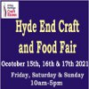 Hyde End Craft Show 2021