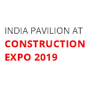 India Pavilion at Construction Expo 2018
