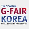 G Fair Korea - Korean Sourcing Fair in Dubai 2019