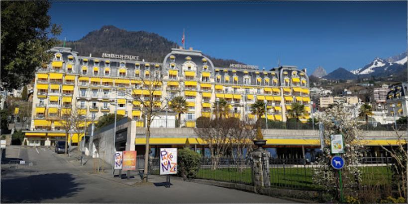 2m2c Montreux Music & Convention Centre