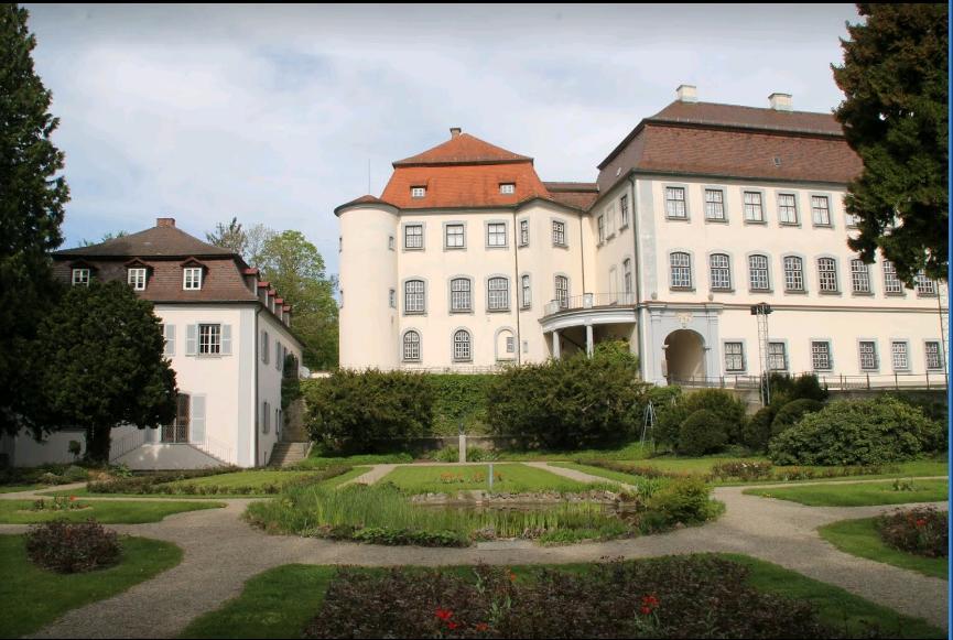 Schloss Groblaupheim Kulturhaus