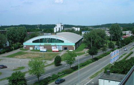100'5 Arena - Eissporthalle Aachen