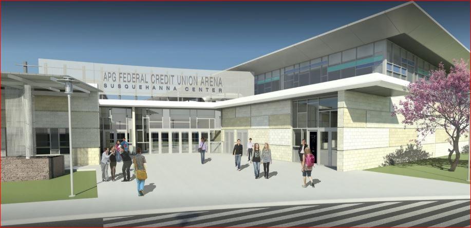 APG Federal Credit Union Arena - APGFCU