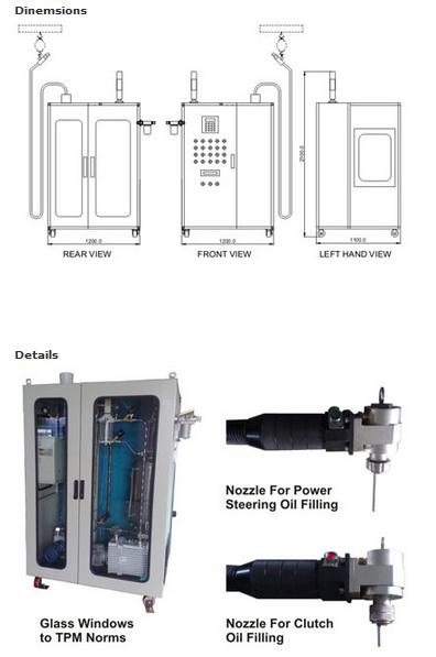Evac Fill Liquid Dispensing System Manufacturer Supplier