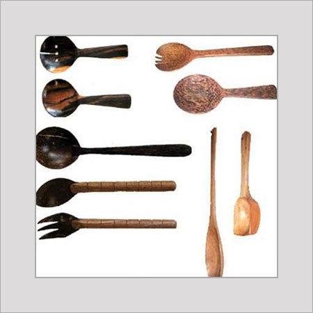 Wooden Spoons In Kolkata, Wooden Spoons Dealers & Traders In