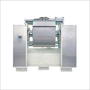 Horizontal High Speed Single Blade Mixer