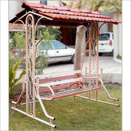 Metal Garden Swing In Ahmedabad Gujarat Ketan Product