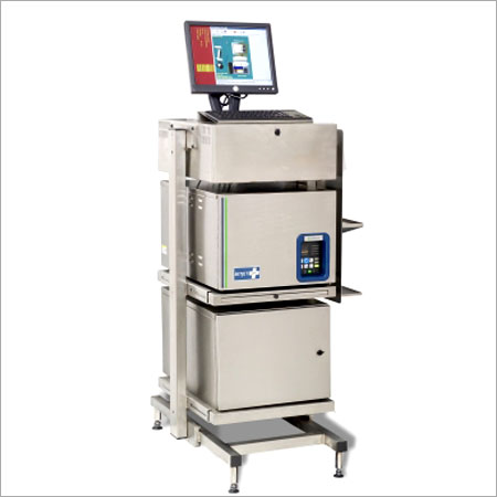Commercial Printing Machine - DOMINO PRINTECH INDIA PRIVATE