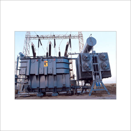 Power Transformer - Transformers & Rectifiers (india) Ltd