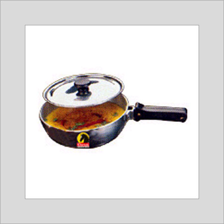 Sauce Pan With Lid in   Mile Stone G.t.road