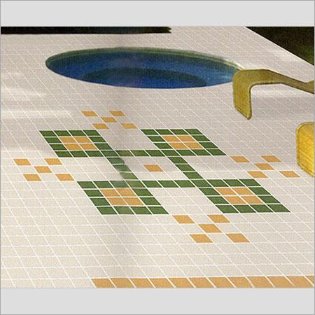 Vitrified Exterior Coloured Tiles