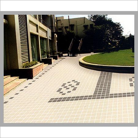 Vitrified Exterior Tiles