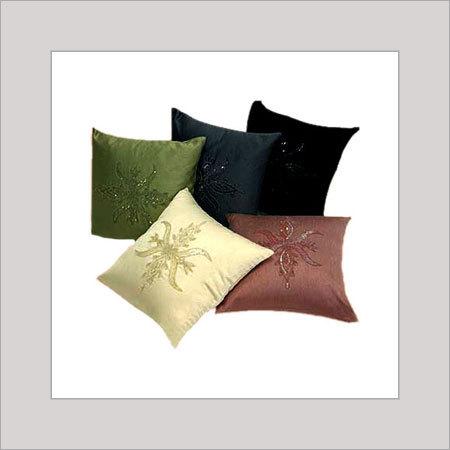 Dupioni Silk Pillows