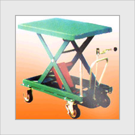 Hydraulic Lifting Table & Floor Cranes