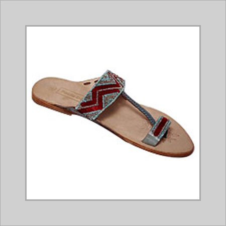 c80e73a4ce9bc8 Indian Handmade Designer Slippers in Mumbai