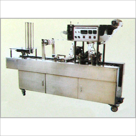 Automatic Cup/Glass Fill And Seal Machine