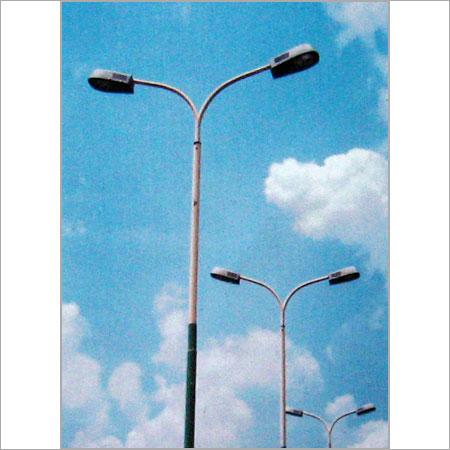 STREET LIGHT POLES - MAHINDRA INDUSTRIES, E-93, FOCAL POINT