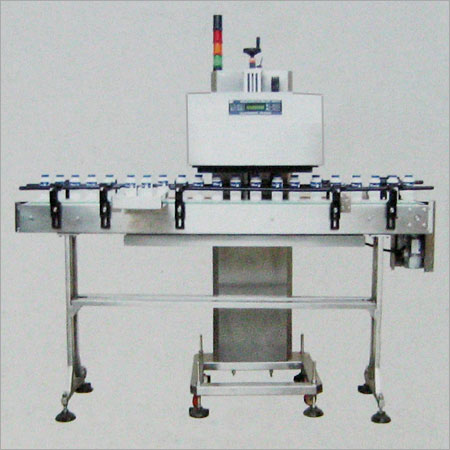On-Line Induction Cap Sealing Machine