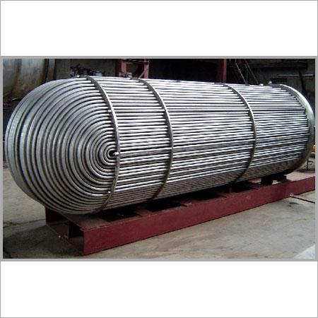 U Tube Heat Exchanger in  J-Block