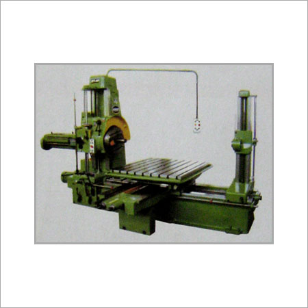 HORIZONTAL BORING MILLING & DRILLING MACHINE