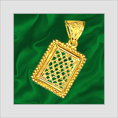 trinidad solid pendant gold charm worthopedia or