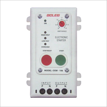 ELECTRONIC STARTER - OCLEG CONTROLS, 93-94, AMAR ESTATE, NR  LUBI