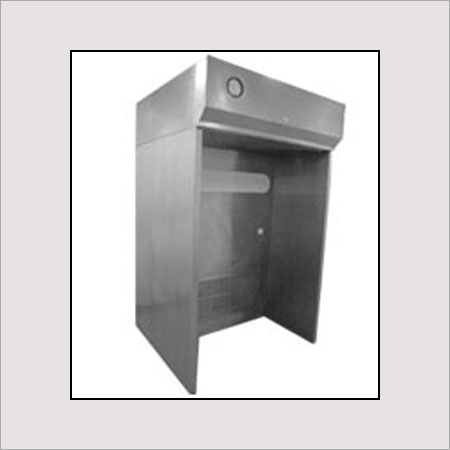 Dispensing Booths