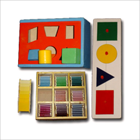 Shapes And Colors Toys