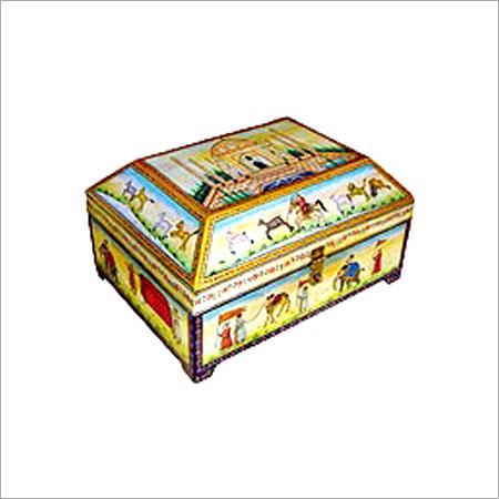 Handmade Jewelry Boxes In Jaipur, Rajasthan - Dealers & Traders