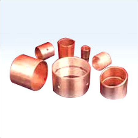 Steel Backed Tri Metal Bushes
