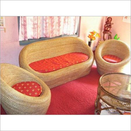 Luxury CANE SOFA SET in Uppal Picture - Luxury Bamboo sofa Set Inspirational