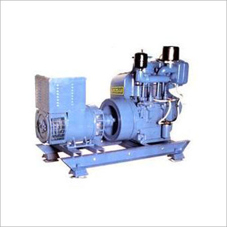 Diesel Generating Sets in  Aji Indl. Estate