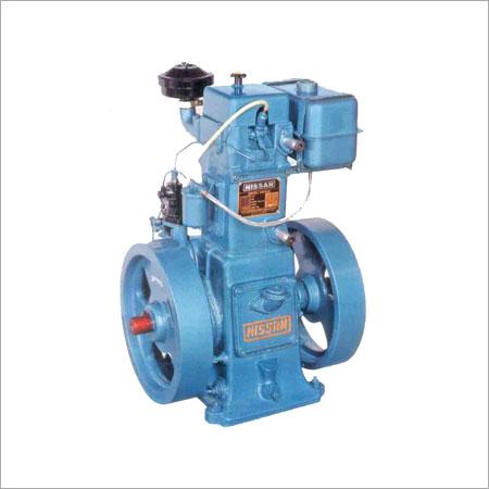 Four Stroke Diesel Engine in  Aji Indl. Estate