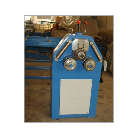 Hydraulic Profile Bender