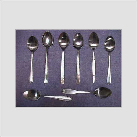 Light Weight Stainless Steel Spoons