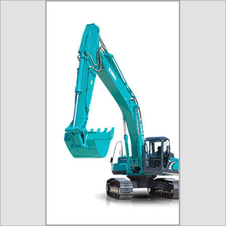 HYDRAULIC EXCAVATORS - KOBELCO CONSTRUCTION EQUIPMENT INDIA