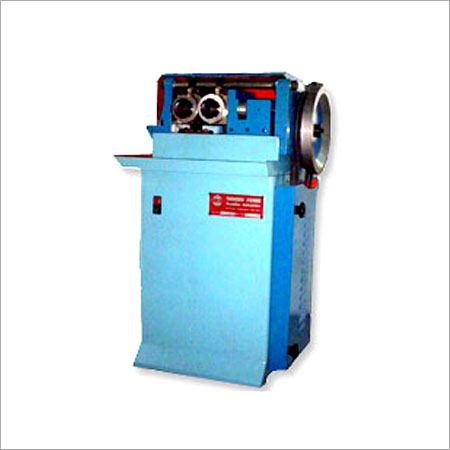 Mechanical Thread Rolling Machine - THREAD FORM MACHINE