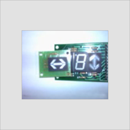 Elevator Arrow Display Control Card