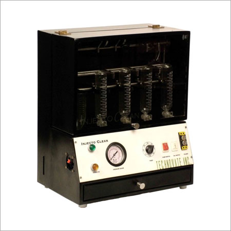 Injector Cleaning Equipment