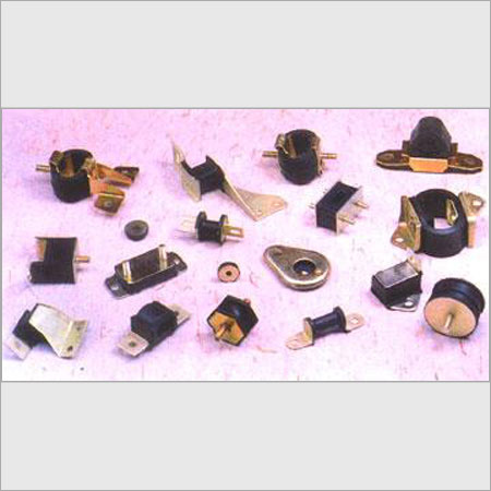 Exhaust Mountings - Prince Auto Industries, Plot No  C-188