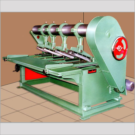 Overhung Eccentric Slotter