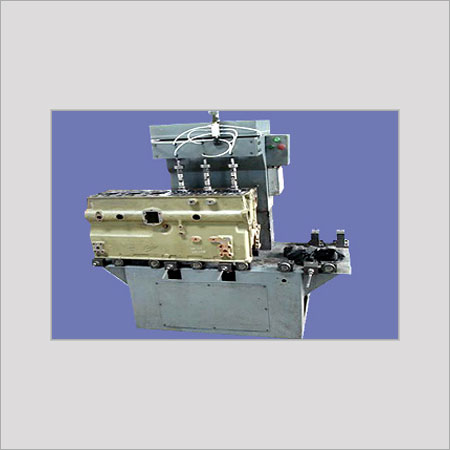 Cylinder Block Liner Bore Seat Lapping Machine