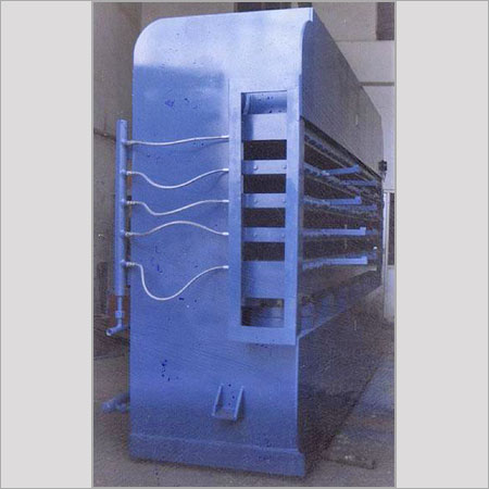 Precured Tread Rubber Hydraulic Press 'C' Type