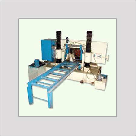 Double Column Automatic Band Saw Machines