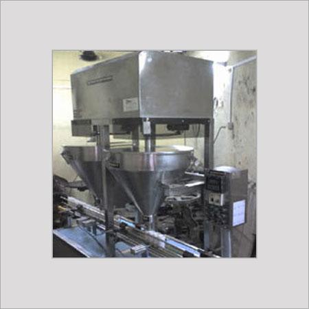 Dual Head Automatic Filling Machine