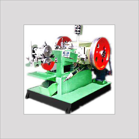 Flat Die Thread Rolling Machine For Bolts In Amritsar