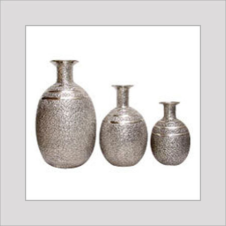 Decorative Metal Vases Om Sons India Handicrafts Omsons House
