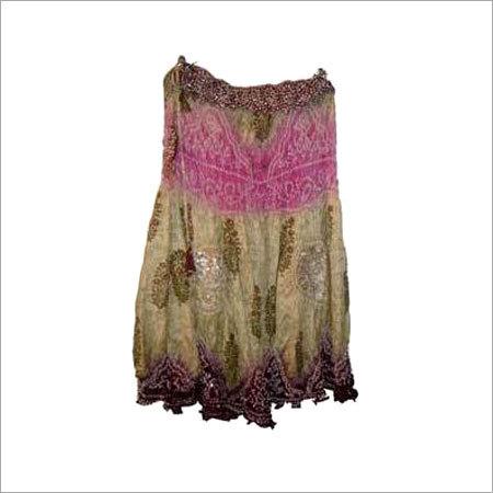 Silk Skirt in  Mahaveer Nagar