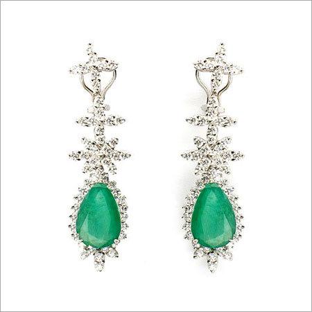 88cfede52b5a4 Diamond Earrings In Chennai, Diamond Earrings Dealers & Traders In ...