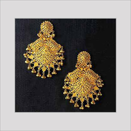 5c52ae1449f4b Gold Earrings - GRT THANGAMALIGAL JEWELLERY PRIVATE LIMITED, 136 ...